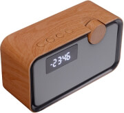 tracer buzz bluetooth speakers wood photo