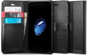 spigen wallet s for apple iphone 7 iphone 8 black photo
