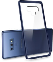 spigen ultra hybrid back cover case for samsung galaxy note 9 ocean blue photo