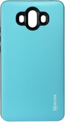 roar rico armor back cover case for huawei mate 10 light blue photo