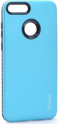 roar rico armor back cover case for huawei psmart light blue photo