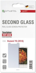 4smarts second glass for huawei y6 2018 photo