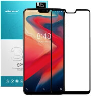 NILLKIN AMAZING CP+ MAX 3D FULL COVER TEMPERED GLASS FOR ONEPLUS 6 BLACK