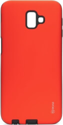 roar rico armor back cover case for samsung galaxy j6 plus red photo