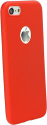 forcell soft back cover case for samsung galaxy a7 2018 a750 red photo