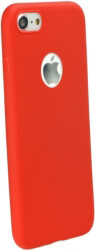 forcell soft back cover case for apple iphone xs 58 red photo