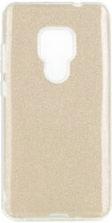 forcell shining back cover case for huawei mate 20 gold photo