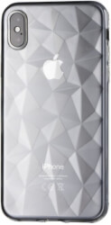 forcell prism back cover case for apple iphone xs 58 clear photo