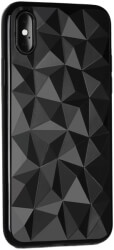 forcell prism back cover case for samsung galaxy j6 j6 plus black photo