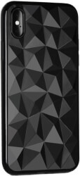 forcell prism back cover case for samsung galaxy s10 black photo