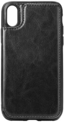forcell wallet flip case for samsung galaxy s9 black photo