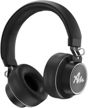 audictus winner wireless headphones with microphone black photo