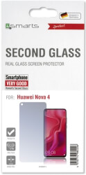 4smarts second glass limited cover for huawei nova 4 photo