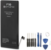 fix4smarts battery exchange set incl apple iphone 8 battery tools photo