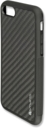 4smarts clip on cover trendline carbon for apple iphone 8 7 black photo