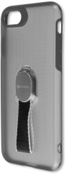 4smarts clip on cover loop guard for apple iphone 8 iphone 7 black photo