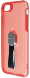 4smarts clip on cover loop guard for apple iphone 8 iphone 7 red photo