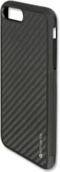 4smarts clip on cover trendline carbon for apple iphone 8 plus 7 plus black photo