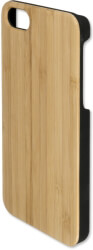 4smarts clip on cover trendline wood for apple iphone 8 iphone 7 bamboo photo