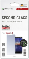 4smarts second glass limited cover for nokia 31 photo
