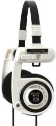 koss porta pro on ear headphones with micro white photo