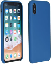 forcell silicone back cover case for huawei p30 blue photo