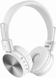 gembird bhp kix w bluetooth stereo headset kyoto white photo