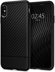 spigen core armor back cover case for samsung galaxy s10 black photo