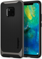 spigen neo hybrid back cover case for huawei mate 20 pro gunmetal photo
