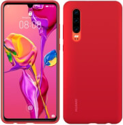 huawei 51992848 silicone cover for p30 red photo