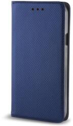 smart magnet flip case for samsung s10 navy blue photo