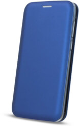 smart diva flip case for huawei y6 2018 navy blue photo