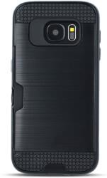 defender card back cover case for samsung s7 g930 black photo