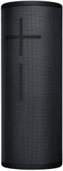 ultimate ears boom 3 super portable wireless bluetooth speaker night black power up photo