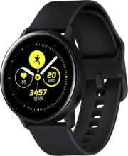 samsung galaxy watch active sm r500 black photo