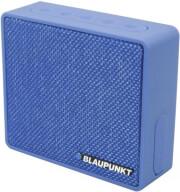 blaupunkt bt04bl portable bluetooth speaker with fm radio and mp3 player blue photo