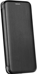 FORCELL BOOK ELEGANCE FLIP CASE FOR SAMSUNG GALAXY S10E / S10 LITE BLACK