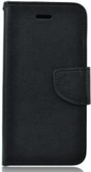 fancy book flip case for samsung galaxy s10 pro black photo