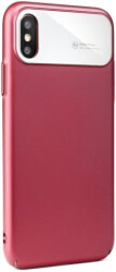 roar echo ultra back cover case for apple iphone x xs red photo