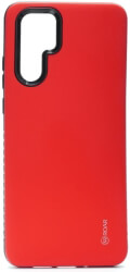 roar rico armor back cover case for huawei p30 pro red photo