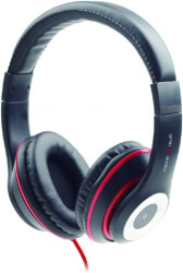 gembird mhs lax b stereo headset los angeles black photo