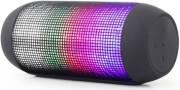 gembird spk bt 05 bluetooth speaker with led light effects black photo