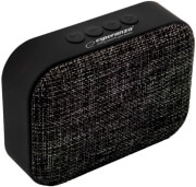 esperanza ep129k samba bluetooth speaker with fm radio black photo