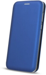 smart diva flip case for huawei honor 8a navy blue photo