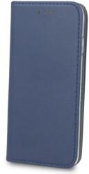 smart magnetic flip case for samsung a40 navy blue photo