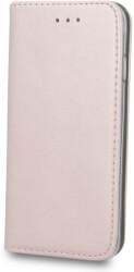 smart magnetic flip case for samsung a50 rose gold photo