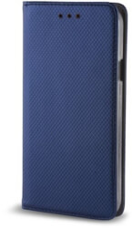 smart magnet flip case for lg g8 thinq navy blue photo