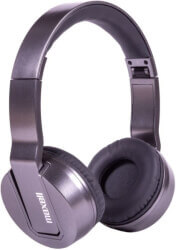 maxell metalz sms 10 mid size headphones with microphone photo