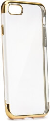 forcell new electro back cover case for apple iphone 5 5s se gold photo