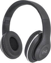 forever bhs 300 bluetooth headphones black photo